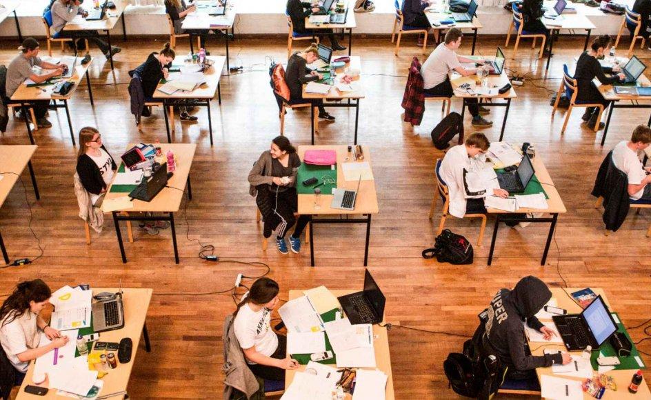 Jo mere vi i Danmark tager målstyringsprincipper som Pisa-undersøgelser til os, jo mere lider tilliden, mener ph.d.-fellow Brian Degn Mårtensson.