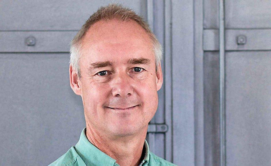 Bjarne Christensen, generalsekretær i Sex & Samfund.