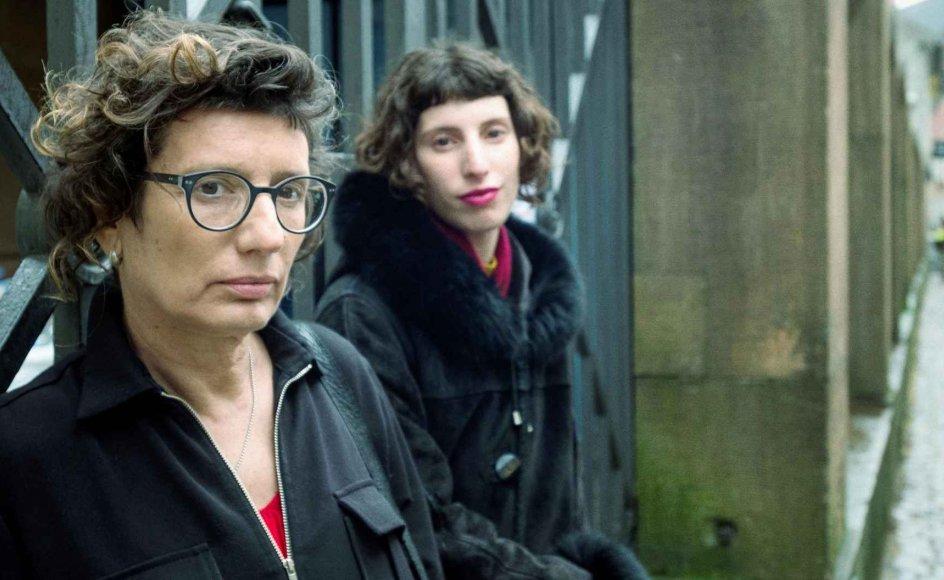 "Anat Zuria og Shira Tsuria er mor og datter. Sammen har de lavet dokumentarfilmen ""Conventional Sins"". –"