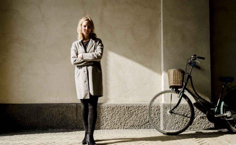 """Med bogen """"Dansk"""", som udkommer på tirsdag, ønsker Ida Auken (R) at få centrum-venstre tilbage i værdidebatten om national og kulturel identitet. –"""