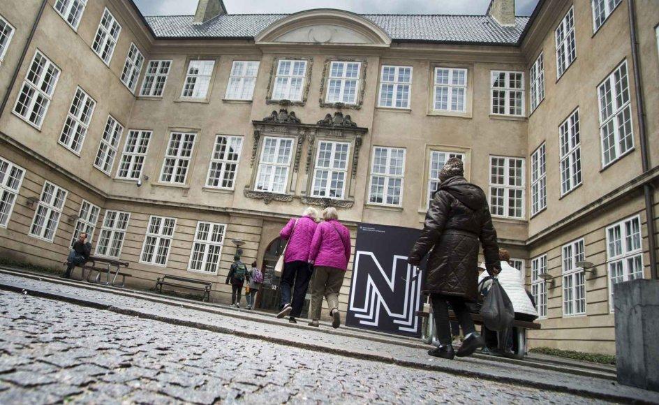 Nationalmuseets 16 afdelinger lokker samlet set flest ind til deres samlinger med danske som udenlandske kulturers historie.