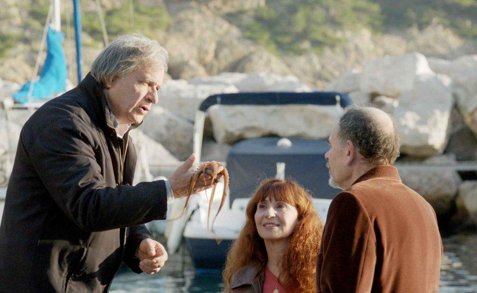 """""""Huset ved havet"""" er en uimodståelig indsigtsfuld film. –"""