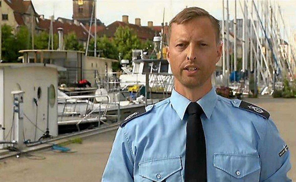 """""""Vi arbejder i en anden virkelighed i dag, hvor nogle indsatte bestemt ikke vil os det godt,"""" siger sikkerhedschef i Kriminalforsorgen, Lars Rau Brysting."""