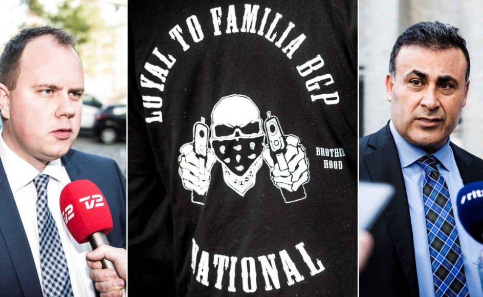 De nye tal fra Kriminalforsorgen viser således, at der er næsten lige så mange indsatte med udenlandsk baggrund, herunder en del medlemmer af banden Loyal to Familia, som der er fanger med dansk oprindelse. Og det er et stort problem, mener både Martin Henriksen (DF) og Naser Khader (K).