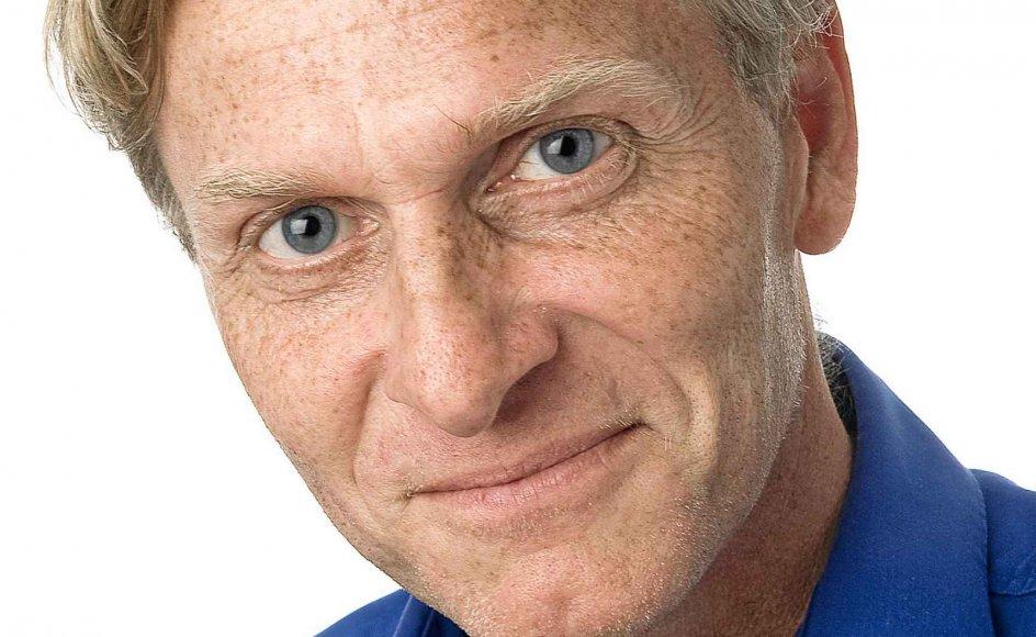 Anders Ellebæk Madsen,kirkeredaktør på KD.