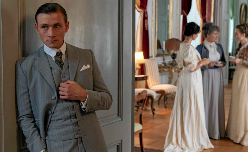 Esben Smed har hovedrollen som Lykke-Per i Bille Augusts nye film.