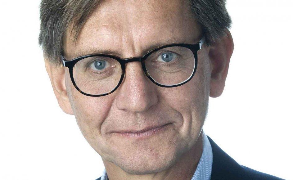 Erik Bjerager,chefredaktør,journalist,lederskribent