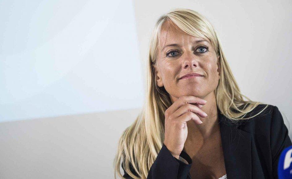 Nye Borgerlige har 44 folketingskandidater klar til næste folketingsvalg med formand Pernille Vermund i spidsen.