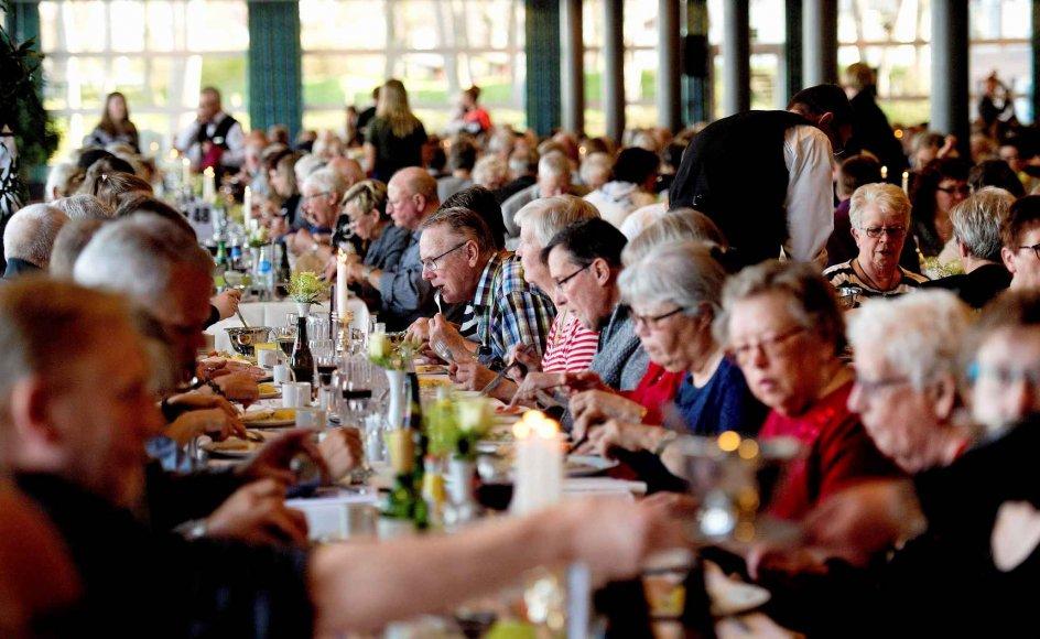 Måltidsfællesskaber er et af eksemplerne på, hvordan der i disse år etableres nye former for fællesskaber rundt i Danmark. –