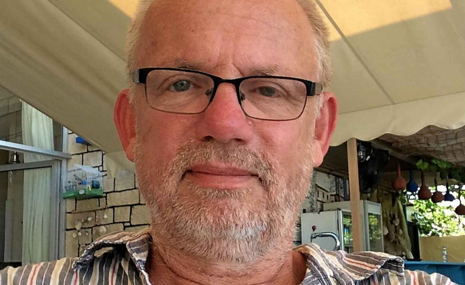 Lektor emeritus på Aarhus Universitet Lars Ahlin.