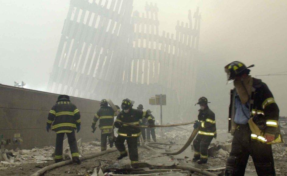 I dag, 17 år efter angrebene, er knap 10.000 redningsarbejdere og andre, der befandt sig i nærheden af de sammenstyrtede World Trade Center-tårne i New Yorks finansdistrikt, blevet diagnosticeret med kræft, og titusinder andre lider af andre sygdomme relateret til angrebene.