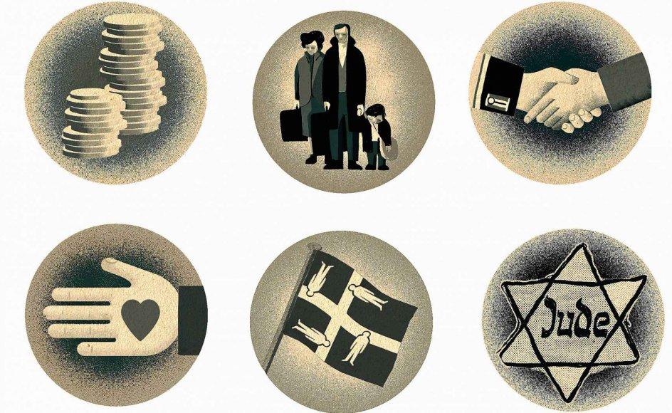 Der er mange myter omkring redningen af de danske jøder. Her er svaret på nogle af dem.