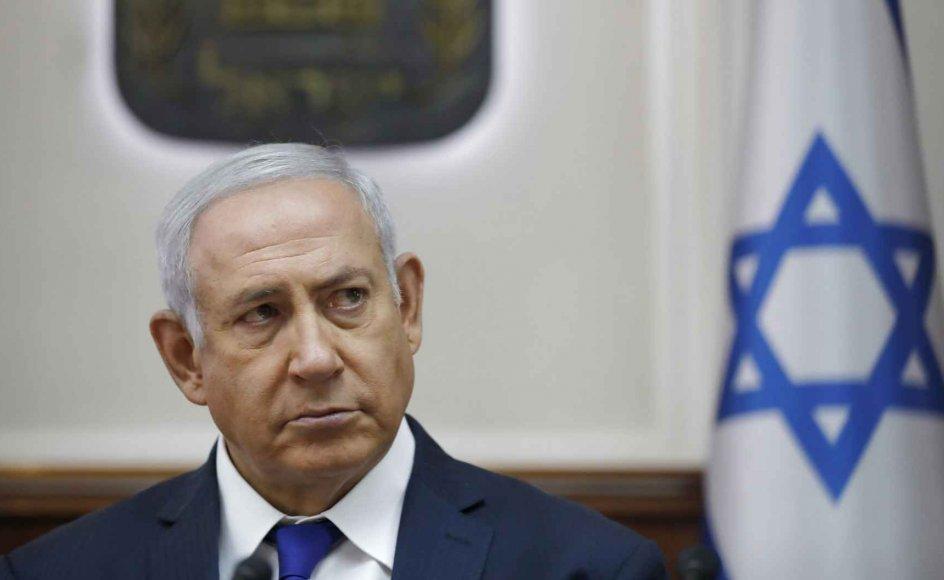 Den israelske premierminister Benjamin Netanyahu sagde for nylig til et pressemøde, at Israel i dag er det eneste sted i Mellemøsten, hvor kristne kan leve uden frygt for forfølgelse.