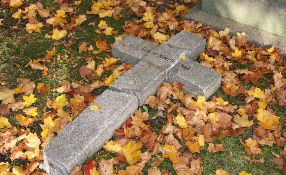Brugerne af Kirkens Korshærs brugere får nu et sted i Silkeborg, hvor de kan mindes, og hvor de selv kan vælge at blive begravet.