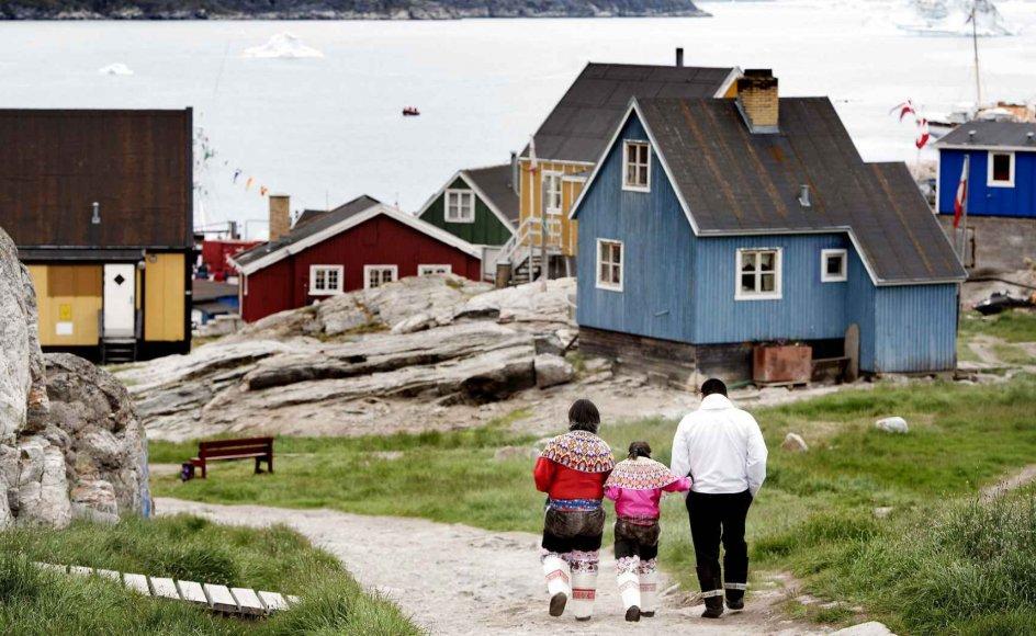 Sidste år begik 41 personer selvmord på Grønland, og i perioden 2013-2017 lå selvmordsraten på 75,1 pr. 100.000 indbyggere, viser Landslægeembedets opgørelse baseret på data fra Grønlands Politi og Grønlands Statistik. Til sammenligning er tallet i Danmark 12,8.