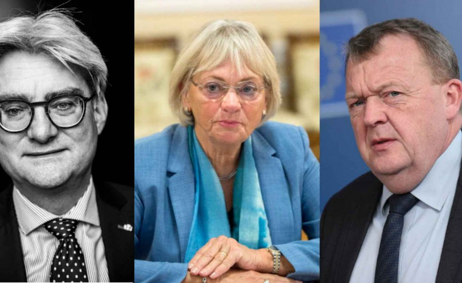 """""""Nu må det være nok! Må vi lige have lov at være her,!"""" skriver folketingets formand, Pia Kjærsgaard (DF), som er en af mange politikere, der er forargede over krænkelsessag på Handelshøjskolen"""