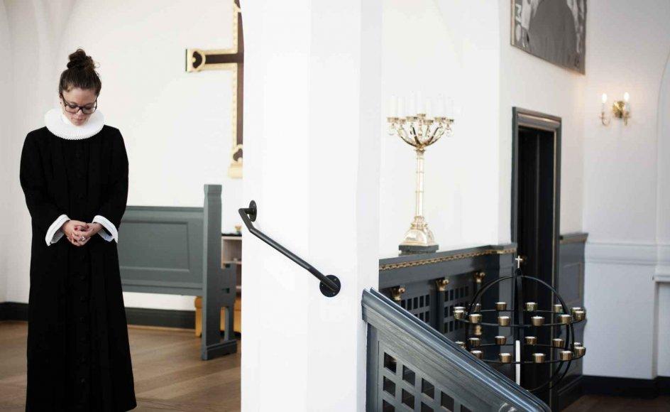 I en rundspørge, som er foretaget af Morgenavisen Jyllands-Posten, svarer hver fjerde af de 631 deltagende kvindelige præster, at de har følt sig diskrimineret på grund af deres køn