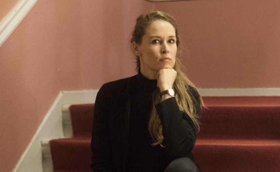 Flere gange om ugen spiser forstanderfamilien på højskolen. Måltiderne på højskolen minder Lea Korsgaard om hendes opvækst på Gerlev Idrætshøjskole, hvor begge hendes forældre var ansat. –