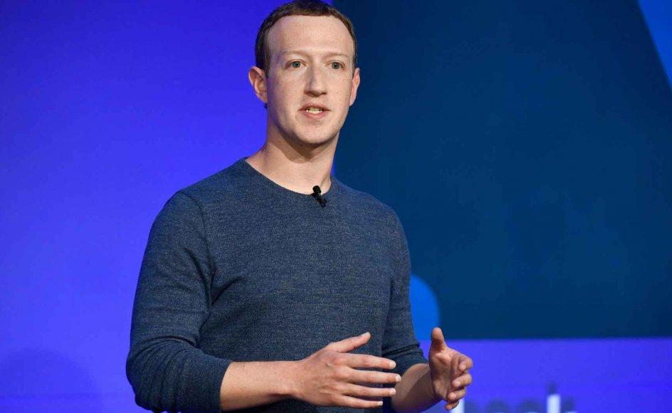 Facebooks stifter og topchef, Mark Zuckerberg, vil sikre brugernes private indhold på Facebook bedre ved blandt andet at øge fokus på krypteret kommunikation.