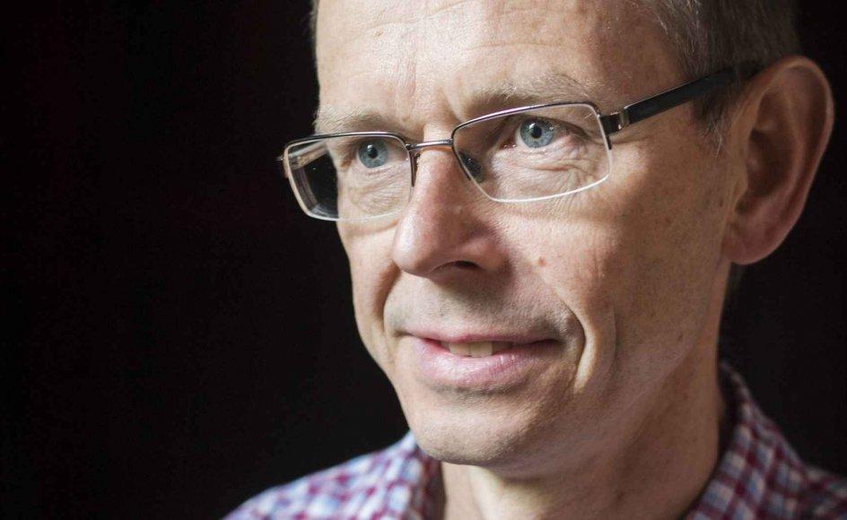 Apostelkirkens sognepræst Niels Nymann Eriksen.