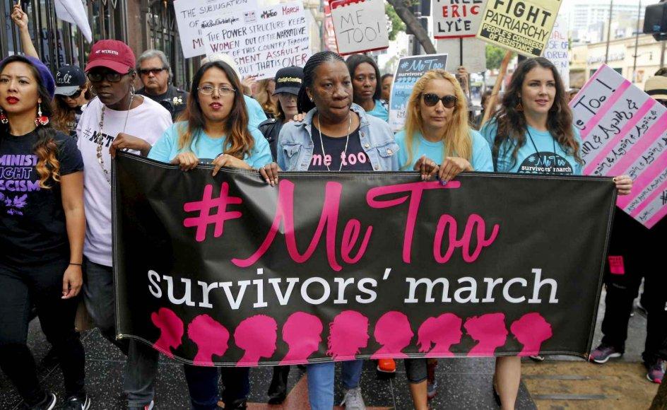 MeToo-bevægelsen har sat USA på verdenskortet i forhold til seksuelle overgreb mod kvinder og er måske grunden til, at USA er havnet på 10. pladsen på listen over de værste lande for kvinder. –