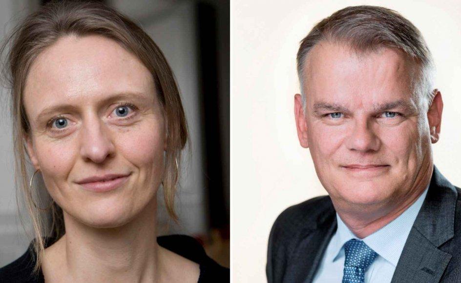 Kristeligt Dagblad har spurgt Ingrid Ank, leder af Grundtvig-Akademiet, og Christian Langballe, der er medlem af Kirkeudvalget for Dansk Folkeparti, om ikke-religiøse foreninger skal have samme rettigheder som trossamfund.
