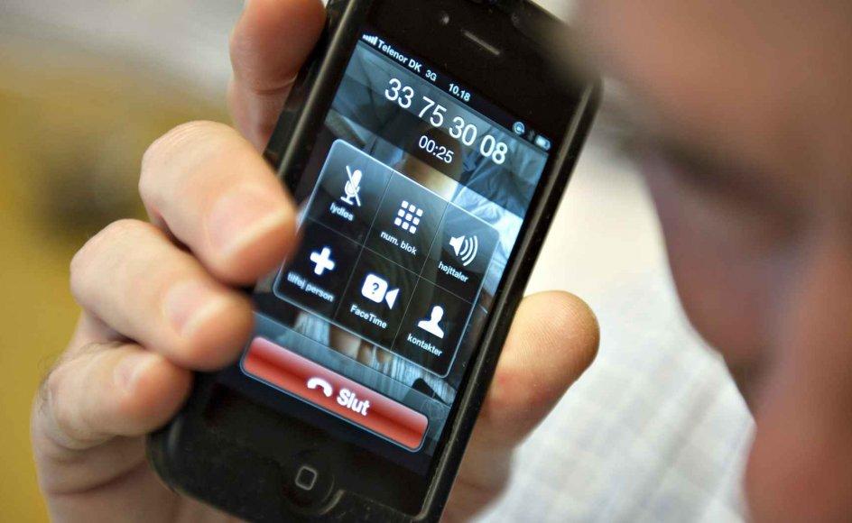 Stalking kan foregå på forskellige måder, som adskilt kan virke harmløse, men i en sammenhæng kan opleves forstyrrende og intimiderende. Det kan for eksempel være telefonopkald, mails, Messenger-beskeder, uønskede gaver og digital chikane som oprettelse af falske profiler, billeddeling og hævnporno. (Arkivfoto)