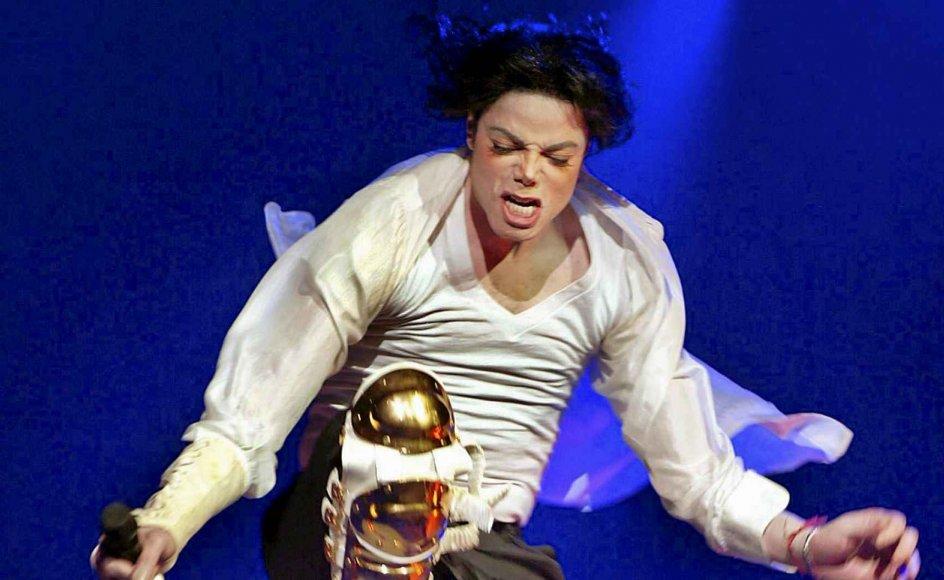Michael Jackson er en af de popstjerner, som der bygges gudstjenester op om i Helligaandskirken i København. Det sker den 3. maj. –