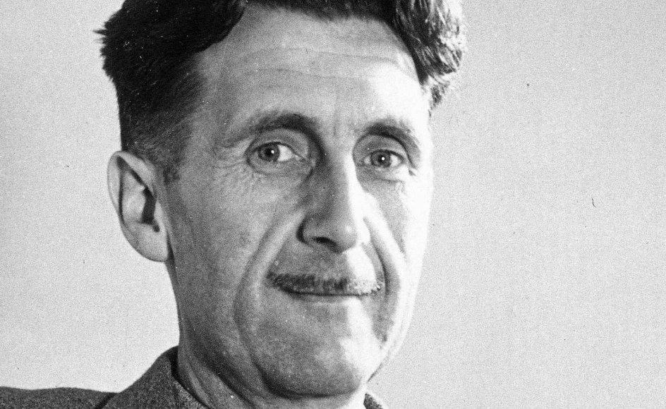 """Ord som benchmarking i det moderne management-sprog ville forfatteren George Orwell formentlig kalde for """"new speak"""", som er en betegnelse for magthavernes sprog, der egentlig er tom for mening, men lyder, som om det er vigtigt og klogt. –"""