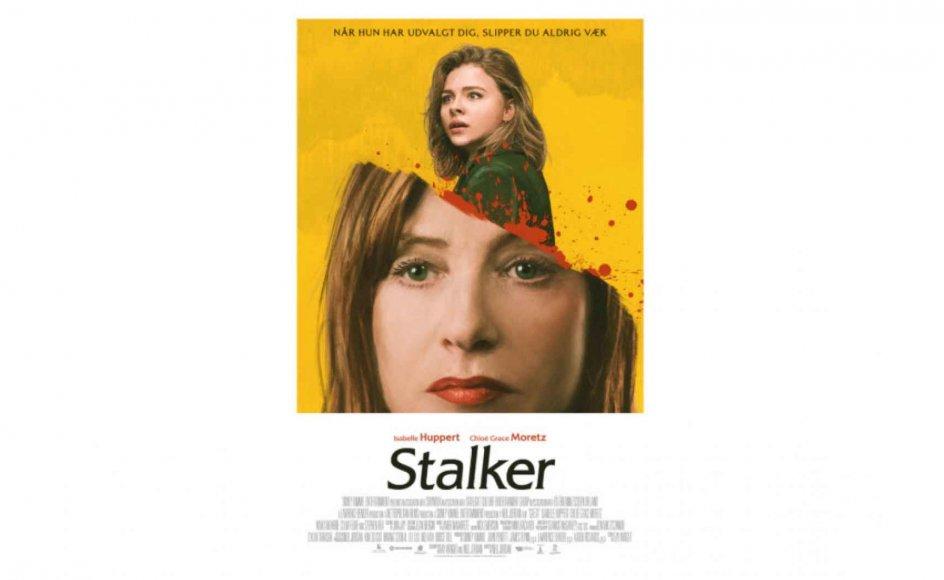 """Selv de bedste skuespillerinder kan ende i miserable affærer, og der går ingen skår af Isabelle Huppert denne gang. Men selv ikke hun er grund nok til se den irriterende """"Stalker""""."""