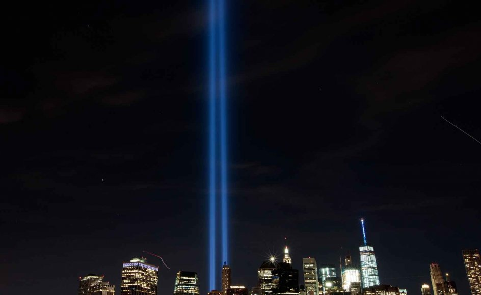 Siden angrebene 11. september 2001 i blandt andet New York har 146.811 mennesker mistet livet i angreb og attentater begået af militante islamister, viser en opgørelse fra Welt am Sonntag. (Arkivfoto)