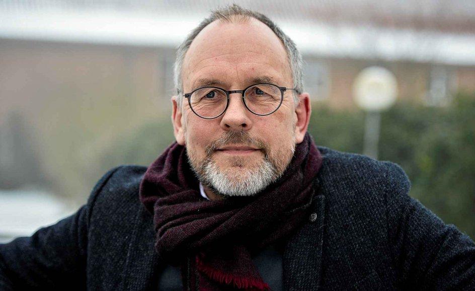 """""""De seneste dage har gjort os klogere på betydningen af, at biskopperne deltager i tænketankens arbejde,"""" siger Henrik Wigh-Poulsen."""