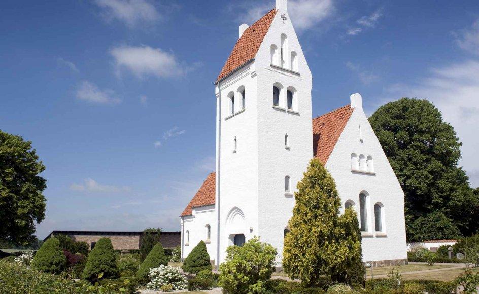 De danske partier er langt fra enige i spørgsmålet om staten og kirkens indbyrdes forhold.