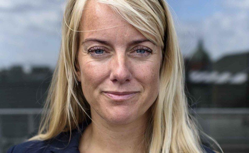 Jeg sætter pris på hendes mod, hendes stædighed og hendes viljestyrke, siger Pernille Vermund om forbilledet Margaret Thatcher.