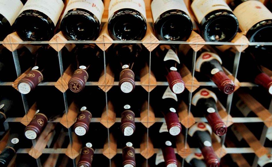 Som udgangspunkt er de fleste eksklusive investeringsvine franske, fortæller direktør i Rare Wine Invest Anders Børsen.