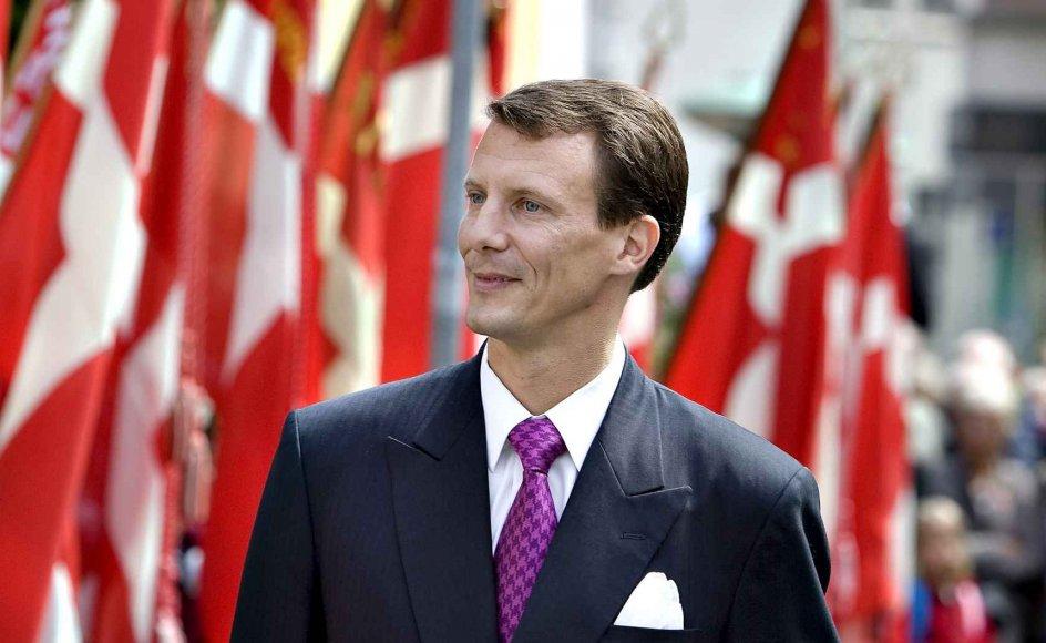 Den 7. junirunder prins Joachim et halvt århundrede. Her bringer Kristeligt Dagblad 20 billeder fra hans liv.