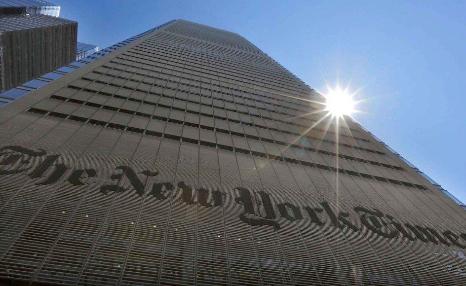 Afskedigelserne af to satiretegnere kommer efter en kontroversiel sag, hvor The New York Times blev anklaget for at bringe en antisemitisk tegning af den amerikanske præsident, Donald Trump, og den israelske premierminister, Benjamin Netanyahu.