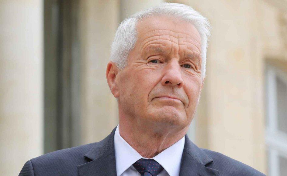 Nordmanden Thorbjørn Jagland har siden 2009 været generalsekretær i Europarådet. Onsdag skal hans efterfølger findes. (Arkivfoto)