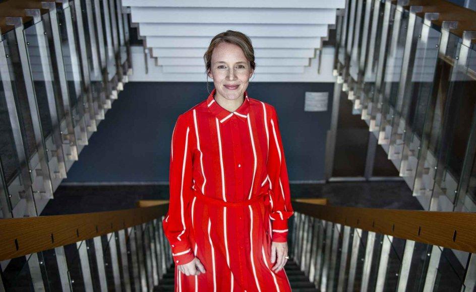 Miljøminister Lea Wermelin (S) vil sætte sig i spidsen for, at en større del af danskernes husholdningsaffald genanvendes.