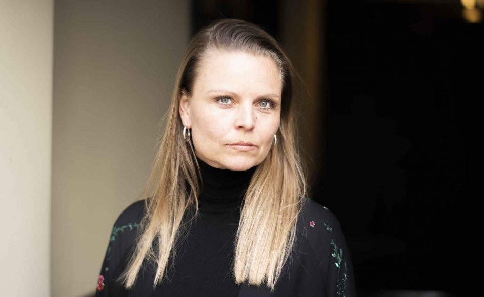 46-årige Lotte Blicher Mørk er hospitalspræst på Rigshospitalet i København. Hun medvirker i lydserien Det Etiske Kompas, der i denne uge handler om, hvornår man skal melde andre til sociale myndigheder. –