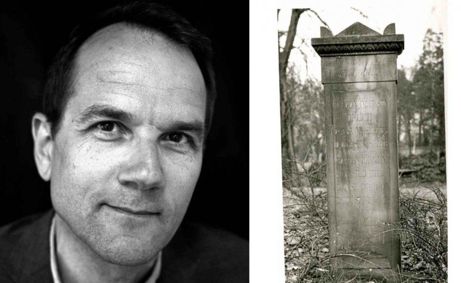 Stenen i Stade til minde om min tipoldefars bror, som døde i 1. Slesvigske Krig, fortæller ikke meget om, hvem han var. Men jeg er glad for, at den endnu findes, skriver dagens kronikør. –