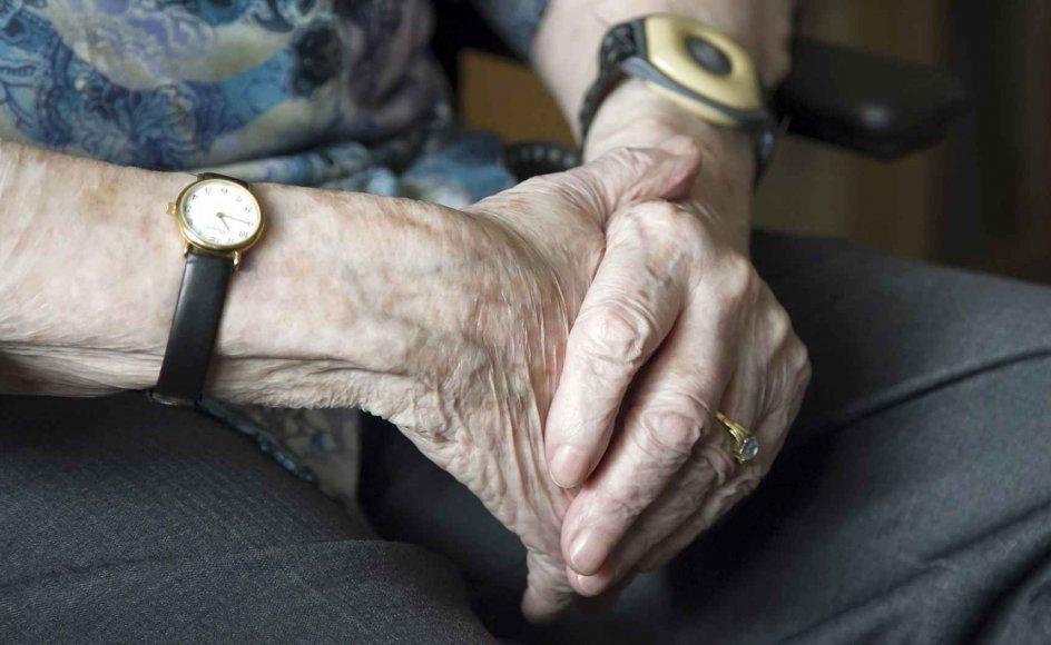Det er en misforstået forestilling, at mennesker med demens kun lever i deres egen verden og ikke er i stand til at være sammen med andre.