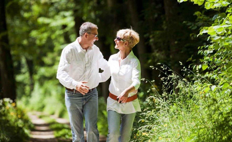 Mennesker i 70-års alderen føler sig ekstra veltilpas i samfundet, viser en ny undersøgelse.
