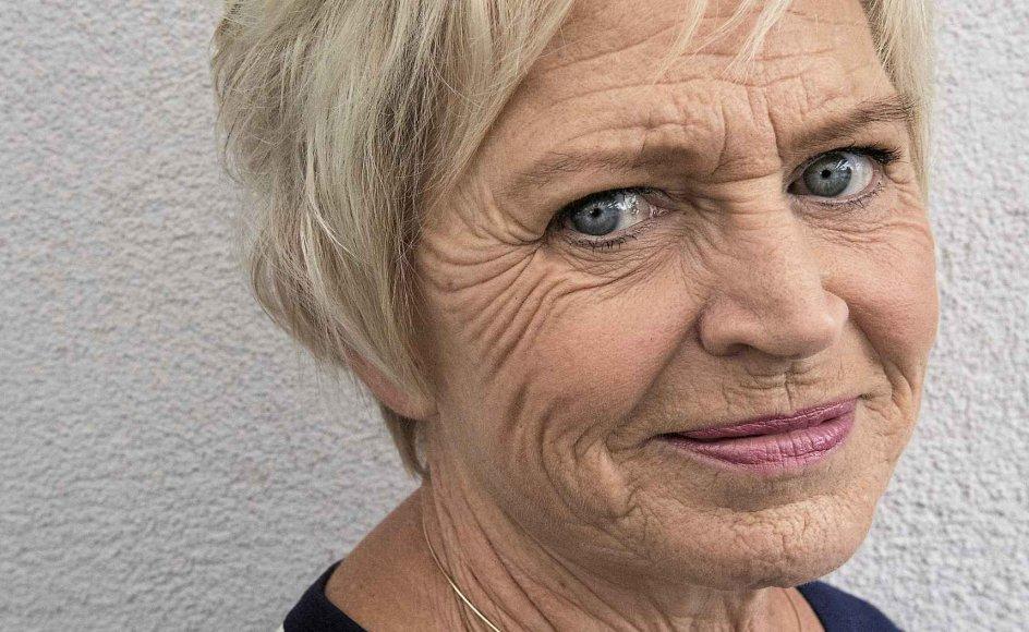 Hilda Heick og manden Keld Heick flyttede til det sydlige Malmø for at være tættere på børnebørnene. De skal lære vigtige dyder som ærlighed og ordentlighed, mener bedstemoderen, som også har skrevet et brev til dem, kan man læse i en ny bog fra Kristeligt Dagblads Forlag. – Foto: Sarah Christine Nørgaard/BT/Ritzau Scanpix.