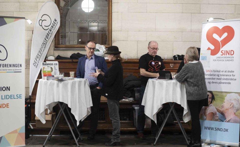 Er det en kommunal opgave at klæde borgerne på til at tale om døden? Det mener man i Københavns Kommune, hvor man i sidste uge holdt et arrangement på byens rådhus, hvor borgerne var inviteret og blev opfordret til at tale med hinanden om døden.