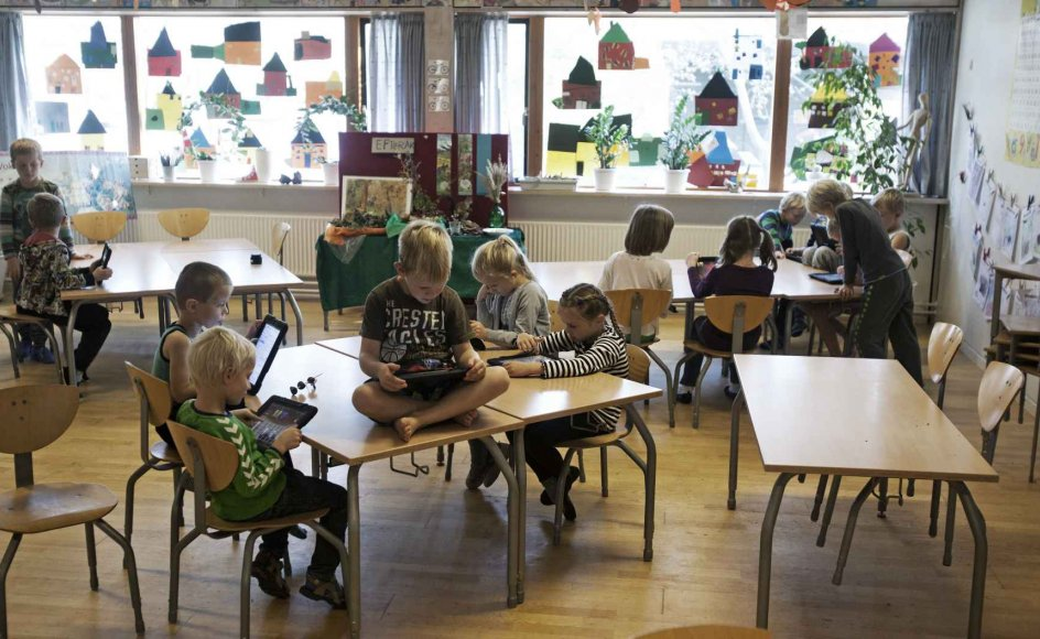Den såkaldte inklusionslov fra 2012 havde til formål at integrere flere børn med blandt andet adhd og autisme i almindelige folkeskoleklasser frem for at sende dem i specialklasser som hidtil.  (Arkivfoto.)