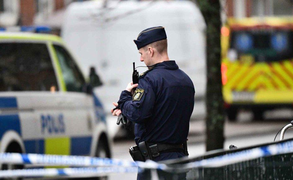 Malmø har den seneste tid haft store problemer med skyderier med forbindelse til bandemiljøet i den sydsvenske by.