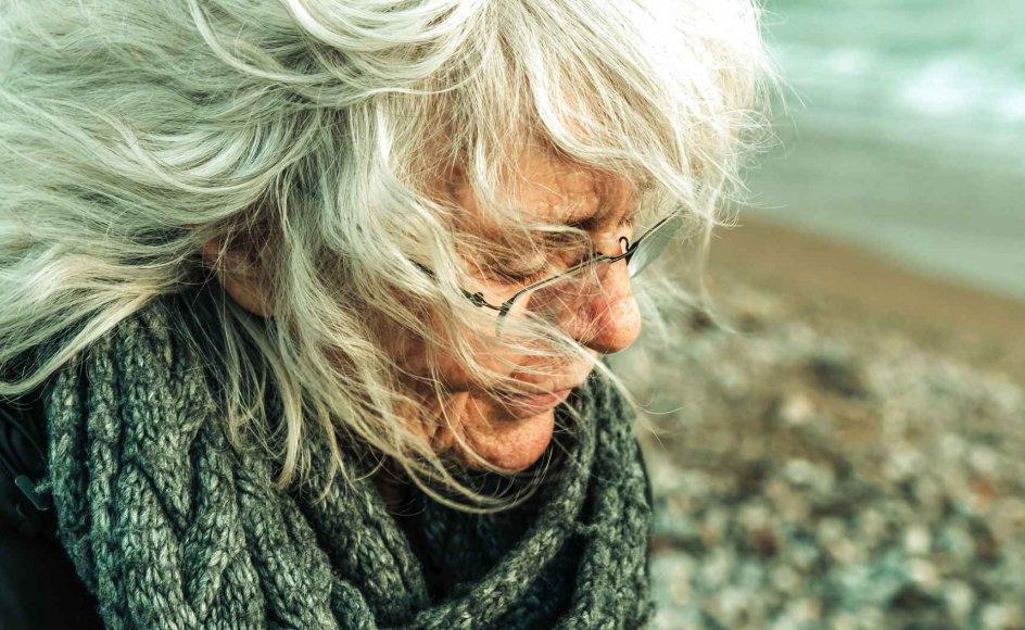 """Ifølge Sundhedsprofilen lever mere end 350.000 danskere over 16 år i """"alvorlig ensomhed""""."""