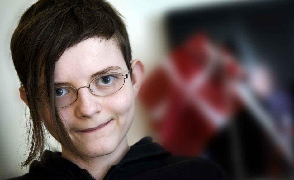 Den 14-årige Adam Michelsen er så hårdt ramt af sygdommen ME, at han har været sengeliggende i halvandet år. – Foto: Leif Tuxen.