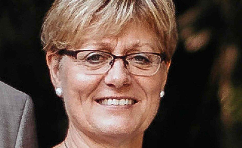 Elsebeth Garde Kjær skal ud over sine primære funktion som sognepræst i Svogerslev også styre forberedelserne til Himmelske dage i 2022, der finder sted i Roskilde Stift. – Privatfoto.